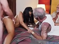 Alte männer beim sex
